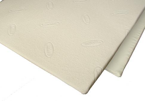 bettwaren borghoff garanta visco top modal topper 3 cm. Black Bedroom Furniture Sets. Home Design Ideas