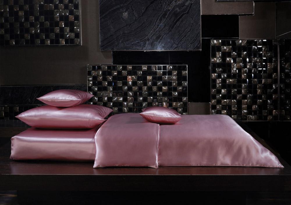bettwaren borghoff sichou seiden bettw sche luett. Black Bedroom Furniture Sets. Home Design Ideas