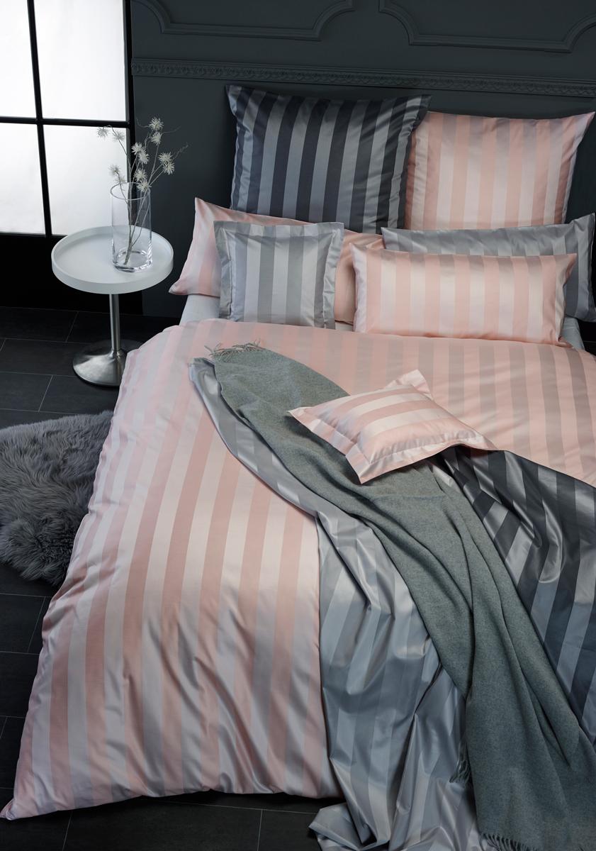 bettwaren borghoff curt bauer mako brokat damast bettw sche como kirsche. Black Bedroom Furniture Sets. Home Design Ideas